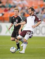 Colorado Rapids midfielder Jamie Smith (20)    DC United tied The Colorado Rapids 1-1, at RFK Stadium, Saturday  May 14, 2011.
