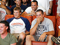2011-Charlottesville, Virginia-USA- Danny Hultzen, an All-American pitcher at Virginia, was drafted Monday night by the Seattle Mariners with the second overall pick in the Major League Baseball Draft.Photo/Andrew Shurtleff