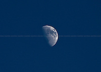 Swedish Moon. Sweden - 2011