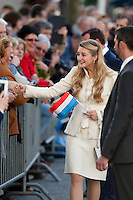 Crown Prince Guillaume of Luxembourg and Countess Stéphanie de Lannoy, Royal Civil wedding