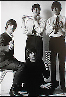BNPS.co.uk (01202) 558833<br /> Picture: Cuttlestones<br /> <br /> **please use byline**<br /> <br /> A never-heard-before recording of hit Beatles tune Penny Lane has emerged for sale for a staggering &pound;1,500 almost 50 years after the single rocketed to number one in the charts.<br /> <br /> The Beatles took a whopping three weeks to record Penny Lane as they experimented with new sounds and recording techniques at Abbey Road studios in 1966.<br /> <br /> Just before the single was about to be released McCartney was inspired to add the now iconic trumpet part that features at the end of the song after he saw a classical music concert on television.<br /> <br /> Now an incredibly rare version of the song that doesn't feature the trumpet part and has never been heard publicly before has come to light after it was listed for auction by a private collector - and experts say it could make &pound;1,500.