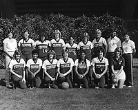 1983-84: Women's Basketball Team.<br />