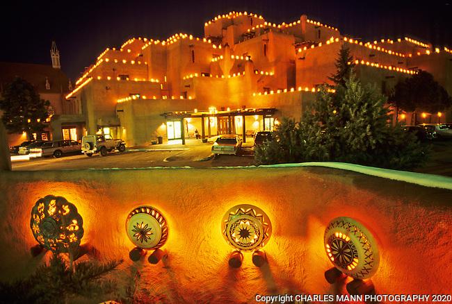 Albuquerque To Santa Fe >> Faralitos_Inn at Loretto_Santa Fe_MANN_2.tif | Charles ...