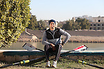 BAGHDAD, IRAQ: Haider Nawza...Iraq is fielding a rowing team for the London 2012 Olympics...Photo by Kamaran Najm/Metrography