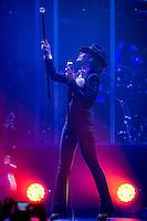 LAS VEGAS, NV - September 17, 2016: ***HOUSE COVERAGE*** Gloria Trevi performs at The Chelsea at The Cosmopolitan of Las Vegas in Las vegas, NV on September 17, 2016. Credit: Erik Kabik Photography/ MediaPunch