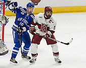 Kyle Haak (AFA - 16), Alexander Kerfoot (Harvard - 14) - The Harvard University Crimson defeated the Air Force Academy Falcons 3-2 in the NCAA East Regional final on Saturday, March 25, 2017, at the Dunkin' Donuts Center in Providence, Rhode Island.