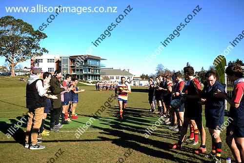 AI120539 Dunedin-Rugby, John McGlashan 1st XV VS Kings High School 1st XV 2015