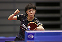 Kasumi Ishikawa (JPN), .JUNE 7, 2012 - Table Tennis : The Japan Open 2012, U-21 Women's Singles First Round at Green Arena Kobe, Hyogo, Japan. (Photo by Akihiro Sugimoto/AFLO SPORT) [1080]