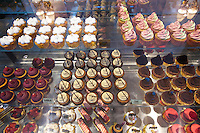 Singapore. Marina Bay Sands. Sweets at the Shopping Mall.