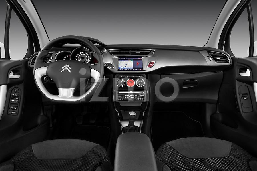2010 citroen c3 exclusive 5 door hatchback izmostock. Black Bedroom Furniture Sets. Home Design Ideas
