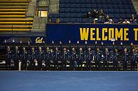 Cal Gymnastics M vs Cal Open, March 4, 2017