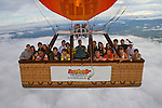 20101203 DECEMBER 03 Cairns Hot Air Ballooning