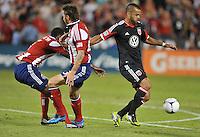D.C. United forward Maicon Santos (29) D.C. United defeated Chivas USA 1-0 at RFK Stadium, Sunday September 23, 2012.