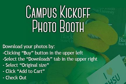 Campus Kickoff Photobooth