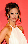 Jennifer Love Hewitt in the Press Room for the 2009 Academy Of Country Music Awards at the MGM Grand in Las Vegas on April 5th, 2009.