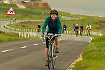 The Wight Riviera Sportive 2012 - Gallery 4. Compton Bay coming home.