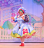 Mother Goose <br /> at the Hackney Empire, London, Great Britain <br /> press photocall<br /> 20th November 2014 <br /> <br /> Clive Rowe as Mother Goose <br /> <br /> <br /> Photograph by Elliott Franks <br /> Image licensed to Elliott Franks Photography Services