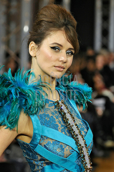 Paris, Franca &ndash; 01/2014 - Desfile de Legends durante a Semana de moda de Alta Costura - Verao 2014. <br /> Foto: FOTOSITE
