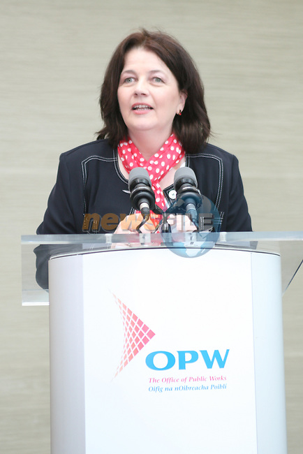 OPW Chairperson, Clare McGrath at the Opening of the new OPW Offices in Trim...Photo NEWSFILE/Jenny Matthews.(Photo credit should read Jenny Matthews/NEWSFILE)....This Picture has been sent you under the condtions enclosed by:.Newsfile Ltd..The Studio,.Millmount Abbey,.Drogheda,.Co Meath..Ireland..Tel: +353(0)41-9871240.Fax: +353(0)41-9871260.GSM: +353(0)86-2500958.email: pictures@newsfile.ie.www.newsfile.ie.FTP: 193.120.102.198.