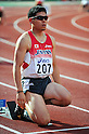 Yuzo Kanemaru (JPN), ..JULY 8, 2011 - Athletics :The 19th Asian Athletics Championships Hyogo/Kobe, Men's 400m Final at Kobe Sports Park Stadium, Hyogo ,Japan. (Photo by Jun Tsukida/AFLO SPORT) [0003]