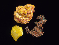METAL, NONMETAL AND SEMI-METAL<br />