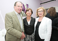 ***NO FEE PIC ***<br /> 11/06/2014<br /> (L to R) Sam Mcguinness, Ger Hynes &amp;<br /> Minister fro Housing Jan O' Sullivan TD  during The Mercy Law Resource Centre's Annual Report for 2013 at Sophia Housing on Cork Street, Dublin.<br /> Photo:  Gareth Chaney Collins