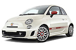 Fiat 500 Abarth 3 door hatchback 2009