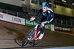 Double Olympic Gold medalist Geraint Thomas MBE in action on the track ..Cycling - Welsh Lamb Geraint Thomas event Day - Hybu Cug CYMRU -  Monday 5th November 2012 - Newport Velodrome - Newport..© CameraSport - 43 Linden Ave. Countesthorpe. Leicester. England. LE8 5PG - Tel: +44 (0) 116 277 4147 - admin@camerasport.com - www.camerasport.com
