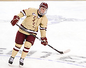Pat Mullane (BC - 11) - The Boston College Eagles defeated the Air Force Academy Falcons 2-0 in their NCAA Northeast Regional semi-final matchup on Saturday, March 24, 2012, at the DCU Center in Worcester, Massachusetts.
