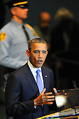 Obama at Opening of the 2011 UN General Assembly