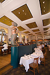 Washington DC; USA:  DC Coast, a fine dining restaurant, interior.Photo copyright Lee Foster Photo # 24-washdc82480