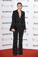 Laia Costa at the 2017 BAFTA Film Awards Nominees party held at Kensington Palace, London, UK. <br /> 11 February  2017<br /> Picture: Steve Vas/Featureflash/SilverHub 0208 004 5359 sales@silverhubmedia.com