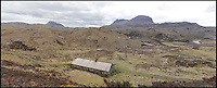 BNPS.co.uk (01202 558833)<br /> Pic: GeoffAllan/BNPS<br /> <br /> A basic bothy located at Suileag on the Northern Highlands.<br /> <br /> Views with rooms. - New book reveals the remote 'bothies' that lie hidden in some of Britain's most spectacular locations.<br /> <br /> Nestled away in the beautiful remote wilderness of Scotland are a network of secluded mountain huts - known as bothies - where walkers can stay the night before heading to pastures new.<br /> <br /> What is so special about these quaint outposts in some of the most idyllic and untouched landscapes north of the border is that they are completely free to use.<br /> <br /> As a result, the location of many bothies has been a closely guarded secret with visitor centres reluctant to advertise their whereabouts for fear they become overcrowded.<br /> <br /> But in his new book, The Scottish Bothy Bible, author and photographer Geoff Allan has listed more than 80 of them in a bid to make them known to a wider audience.
