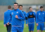 St Johnstone Training&hellip;22.07.16<br />Joe Shaughnessy pictured during training this morning at McDiarmid Park ahead of tomorrows Betfred Cup game against Falkirk.<br />Picture by Graeme Hart.<br />Copyright Perthshire Picture Agency<br />Tel: 01738 623350  Mobile: 07990 594431
