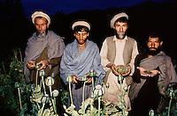 Afghanistan Opium Heroin