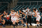 03/13/2014 Women Nicholls vs Oral Roberts