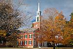 The Congregational Church in Stockbridge, MA, USA