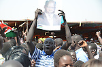 South Sudan referendum results celebrations