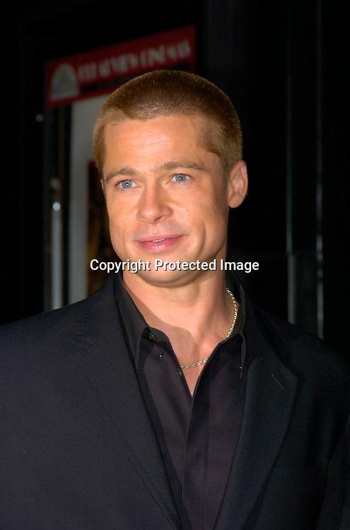 Brad Pitt ..at The US ...