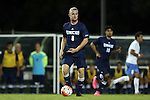06 October 2015: UNCW's Kellen Foster. The University of North Carolina Tar Heels hosted the University of North Carolina Wilmington Seahawks at Fetzer Field in Chapel Hill, NC in a 2015 NCAA Division I Men's Soccer match. North Carolina won the game 3-0.