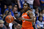 18 January 2015: Miami's Jessica Thomas. The Duke University Blue Devils hosted the University of Miami Hurricanes at Cameron Indoor Stadium in Durham, North Carolina in a 2014-15 NCAA Division I Women's Basketball game. Duke won the game 68-53.