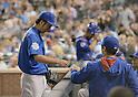 MLB: Chicago Cubs vs Colorado Rockies