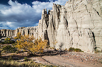 Abiquiu, NM - The White Place - Plaza Blanca - photos