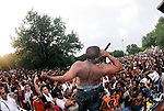 David Banner performing in Ft. Worth Texas for 97.9 The Beat radio station on August 6, 2005.  Photo credit: Presswire News/Elgin Edmonds