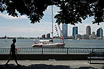 Clipper Round the World race In NYC