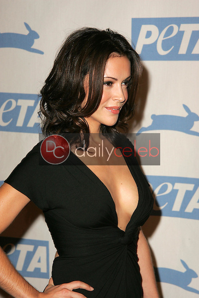 Alyssa Milano<br />