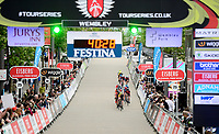 Picture by Simon Wilkinson/SWpix.com - 15/05/2017 - Cycling Tour Series Round 4 Wembley Park - Matrix Fitness Grand Prix Series -