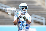 23 April 2016: North Carolina's Colin Reder. The University of North Carolina Tar Heels hosted the University of Notre Dame Fighting Irish at Kenan Stadium in Chapel Hill, North Carolina in a 2016 NCAA Division I Men's Lacrosse match. UNC won the game 17-15.