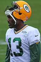 2014 August 12 Green Bay Packers Training Camp