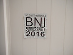 BNI Summer Party 2016